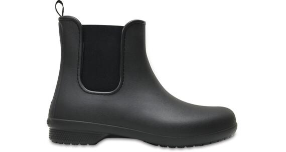 Crocs Freesail rubberlaarzen Dames zwart